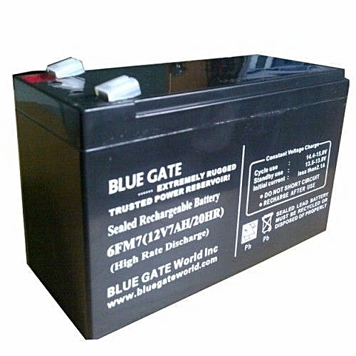 UPS And Rechargeble Fan Replacement Battery