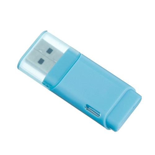USB2.0 64GB U Disk Translucent Cover