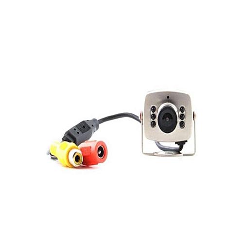 CCTV Camera Pinhole Audio Record With IR Night Vision