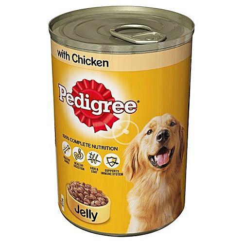 Pedigree Dog Food Puppy 24 Tins