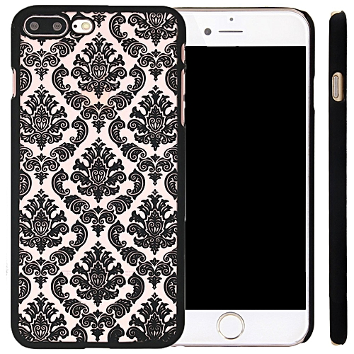 IPhone 7 Plus Case, Damask Pattern Case For IPhone 7 Plus