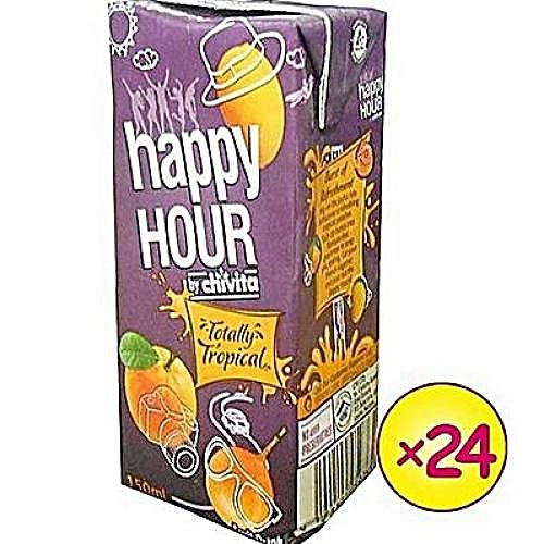 CHI Happy Hour Tropical 150ml X24