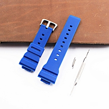 Watch Accessories Pin Buckle Resin Strap 14mm For 125 Watch for sale  Nigeria
