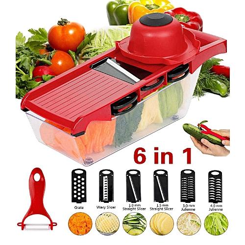 Kitchen Vegetable Slicer/ Fruits Cutter/Chopper/ Peelers