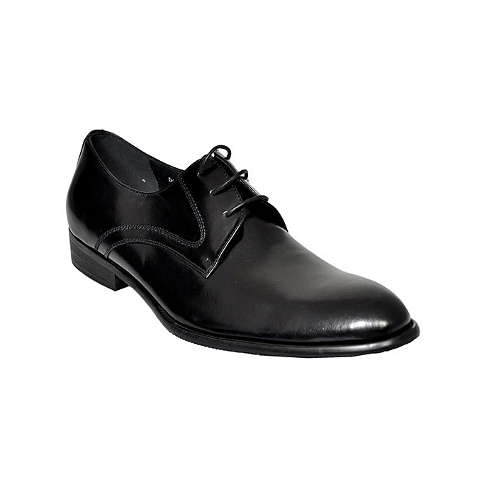 Image result for Black men's corporate shoe