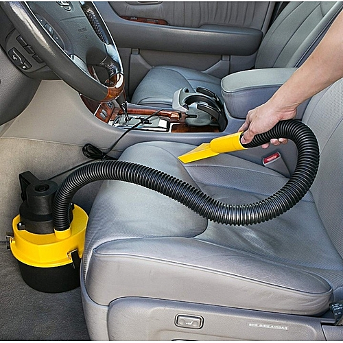 Wet And Dry Vaccum Cleaner