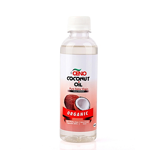 Cold Pressed Organic Extra Virgin Coconut Oil- 250ml
