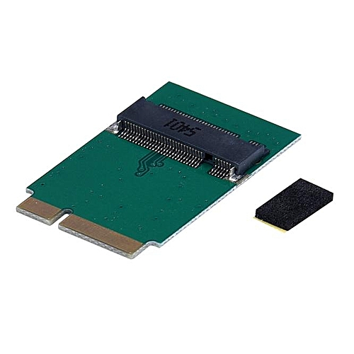 Haojks Adapter Card To 64G 128G 256G 512G M.2 NGFF SSD For MacBook Air 2012