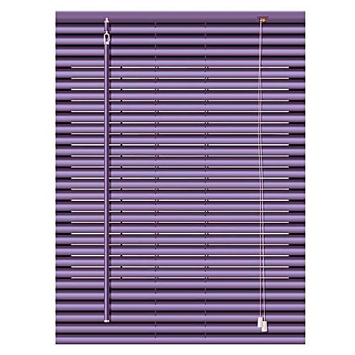 Aluminium Venetian Window Blinds - Purple