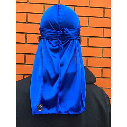 Royal_Blue Du_Rag (Head Tie)