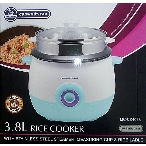 Rice Cooker - 3.8 Litres