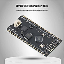 240MHz 600DMIPS Dual-core WiFi Module Bluetooth Development Board For ESP32 OLED V2.0
