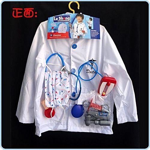 Doctor Costume Set For Kids