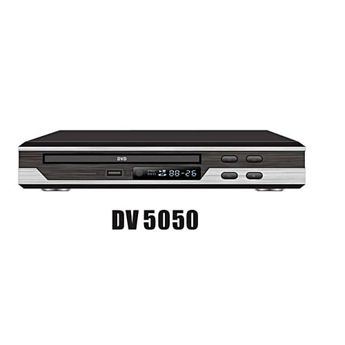 Niko DVD Player DV5050 With USB-Black