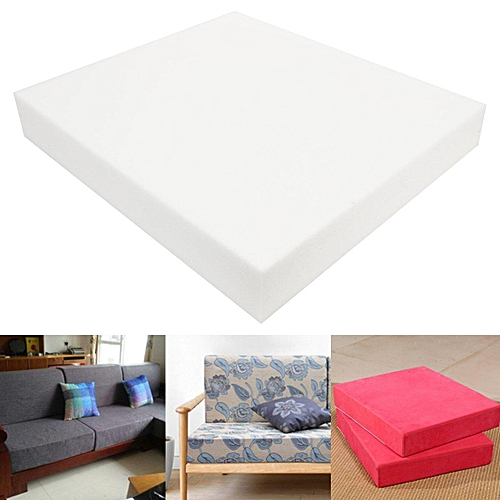 Square Foam Sheet Upholstery Cushion Replacement - FREE SHIPPING # 2.5cm