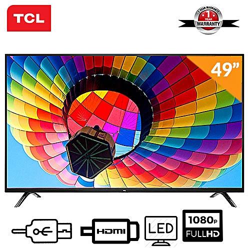 """49"""" FHD/HD Digital Flat TV"""
