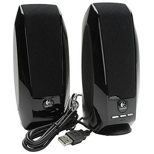 S150 USB Speakers With Digital Sound For Computer/ Desktop/ Or Laptop