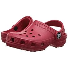 e0730a0428579c Crocs Kids Classic Clog (Toddler Little Kid)