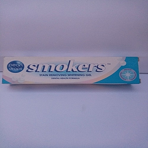 Stain Remover For Smokers