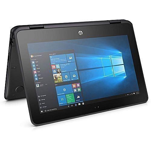 "ProBook X360 11 G1 EE Intel® Celeron®+ 32GB Flash+ Mouse+ USB Light For Keyboard Processor (4GB RAM; 64GB EMMC SSD) 11.6"" HD Touch Screen Intel HD Graphics 550 Windows 10 Pro Laptop - Black."