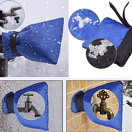 Lienine_2Pc Faucet Cover Faucet Freeze Protection For Faucet Outdoor Faucet Socks