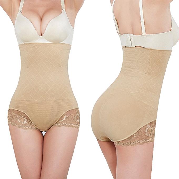 7b87010873 Singedan Shop Women Body Shaper Control Tummy Slim Corset High Waist Lace  Shapewear Underwear