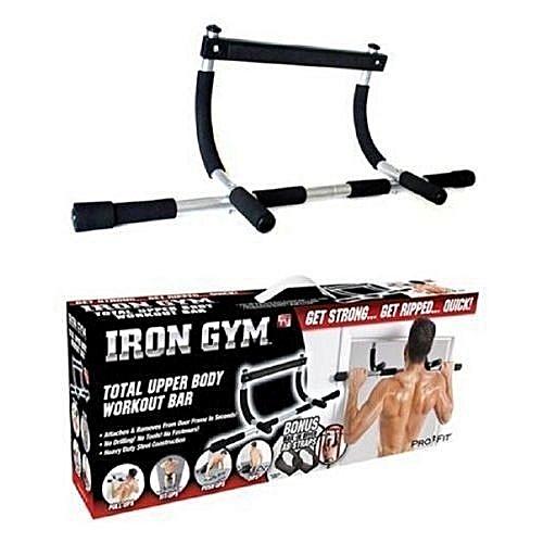 74d3537c52d Iron Gym Pull-Up Bar
