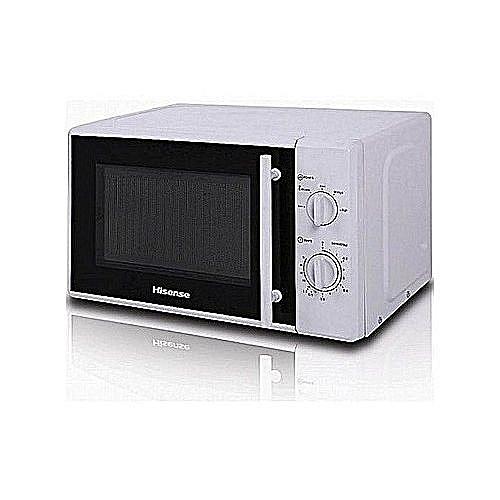 Microwave Oven 20L MWO20MOMMI - Silver Mirror Color