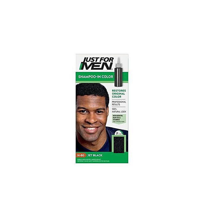 33ccc249724 Just for Men Formula Men s Hair Color - Jet Black