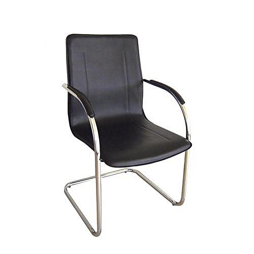 Office Chair Sleek (V) 601 - Black