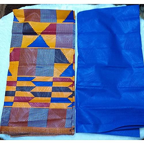 Ankara FASHION - Plain And Pattern