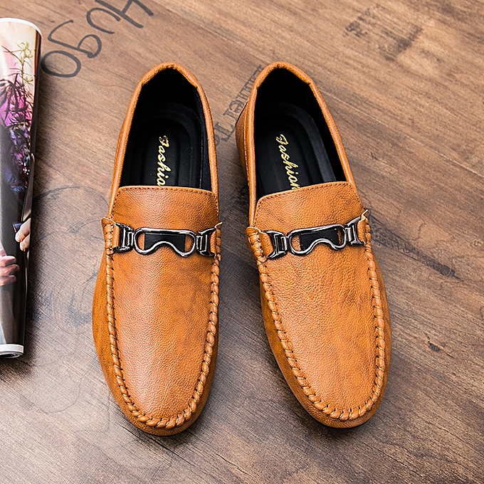 Fashion 2018 New Arrivals Men S Formal Shoes Casual Leather Shoes