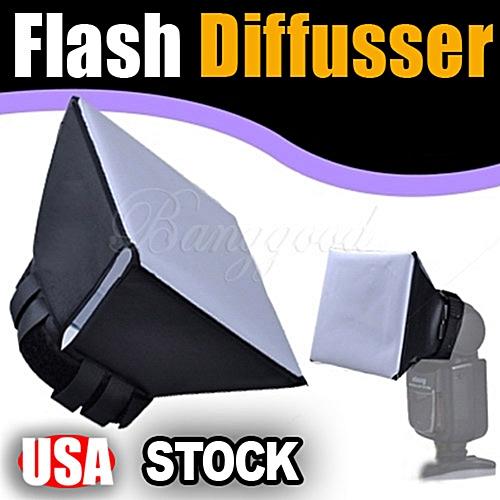Studio Pop-up Universal Flash Diffuser Soft Box For Nikon SB800
