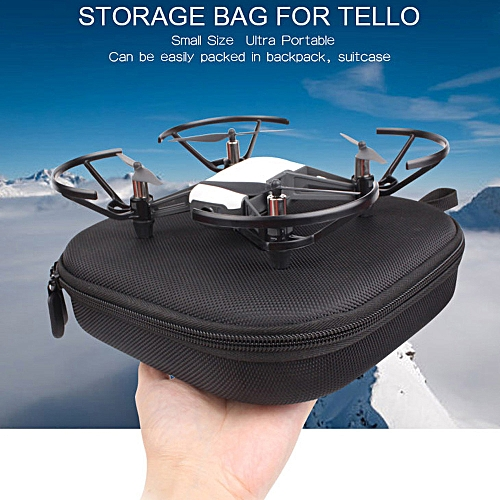 For DJI Tello Drone Waterproof Portable Bag Body Battery Handbag Carrying Case