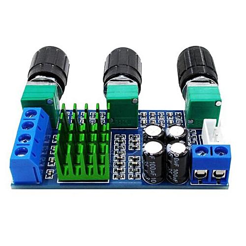 TDA3116D2 Stereo 2 Channel Audio Receiver Power Amplifier Digital Board