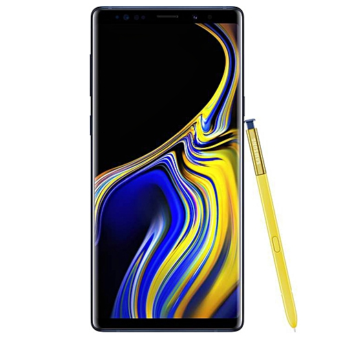 "Galaxy Note 9 (6.4"") 128GB ROM 6GB RAM Android 8.1 Nougat 12MP Camera - Ocean Blue"