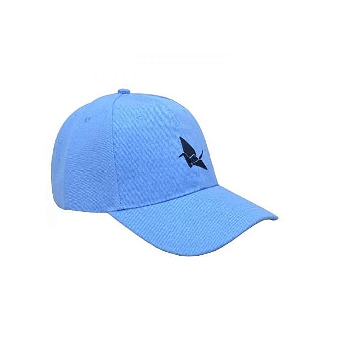 224b75c6524bea Draint Urban Kranes Baseball / Face Cap - Sky Blue | Jumia NG
