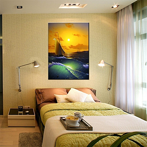 Hua Tuo Sailing Oil Painting 60 X 90cm OSR-160305