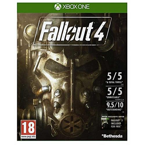 Bethesda Fallout 4 - Xbox One