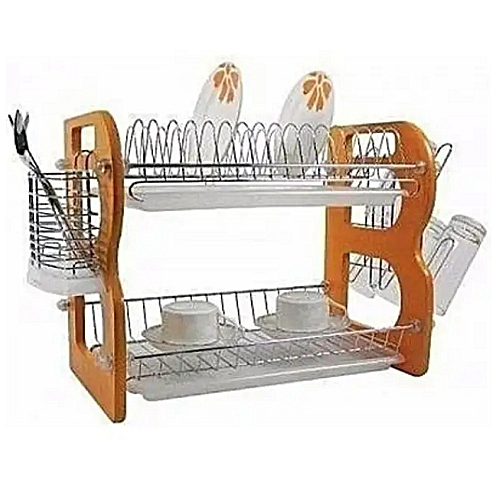 Plate Rack - 22 Inches Dish Rack