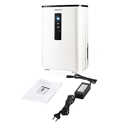 Home-AIRPLUS 2.5L Home Air Semiconductor Dehumidifier Moisture Absorbing Air Purify*White