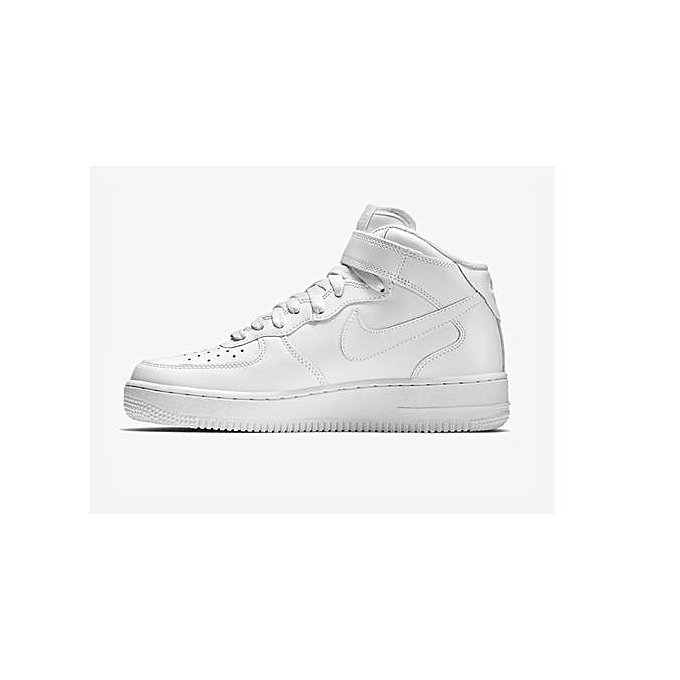 official photos 76fbb cf0fe N1KE2018 Air Force 1 Men s Running Shoes AF1 White Sneakers