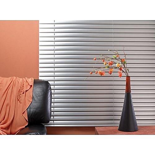 Aluminium Venetian Window Blinds (Silver) Prepaid Only