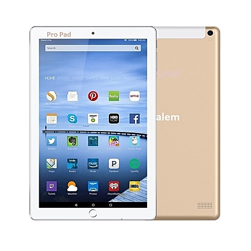 Valem Pro Pad 10.1'' 3GB RAM,32GB ROM Android 7.0 Tablet + Leather Case -Free Porch