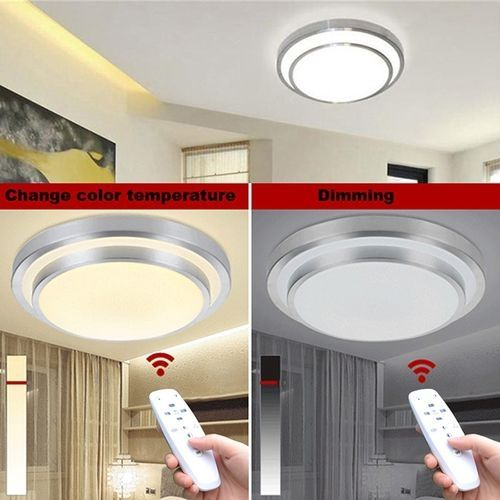 Nigeria buy generic i501 40w wj promise dimmable ceiling light jiawen led ceiling lights change color temperature ceiling lamp 40w smart remote control dimmable bedroom living aloadofball Image collections