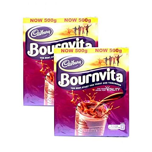 Bounvita Refill 500g X 2