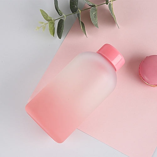 580ML Fashion Creative Summer Plastic Water Cup Outdoor Sport Lovely Bottle UK