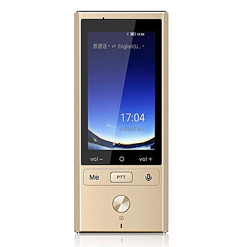 Generic T9 Translator 75 Language Intelligence Support Offline Photography In 8 Countries 4G WiFi Multinational