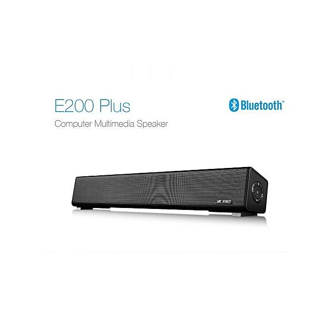 f d e200 plus multimedia sound bar speaker. Black Bedroom Furniture Sets. Home Design Ideas