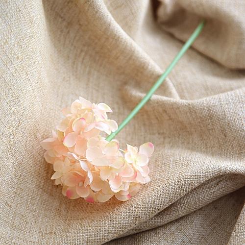 Bioaldla Store Artificial Silk Fake Flowers Peony Floral Wedding Bouquet Bridal Hydrangea OR